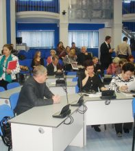 Конференция в СГТУ