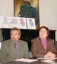 Конференция в Столыпинском центре