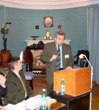 Коференция  в  краеведч. музее